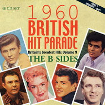 1960 British Hit Parade: B Sides Part One Jan-May (CD)