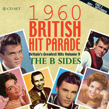 1960 British Hit Parade: The B Sides Part Two May-Sept (CD)