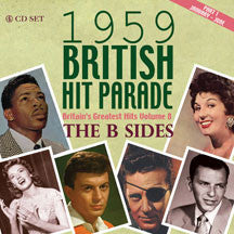 1959 British Hit Parade The B Sides Part 1 (CD)