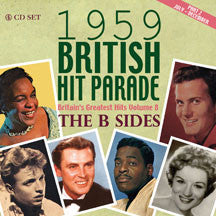 The 1959 British Hit Parade The B Sides Part 2 (CD)