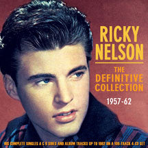 Ricky Nelson - The Definitive Collection 1957-62 (CD)