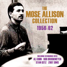 Mose Allison - Collection 1956-62 (CD)