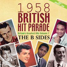 1958 British Hit Parade: The B Sides Part 1 (CD)