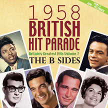 1958 British Hit Parade: The B Sides Part 2 (CD)