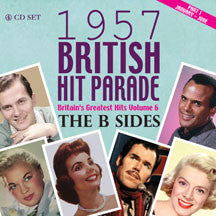 1957 British Hit Parade: The B Sides Part 1 (CD)