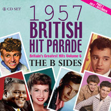 1957 British Hit Parade: The B Sides Part 2 (CD)