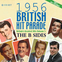 1956 British Hit Parade: The B Sides Part 2 (CD)