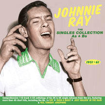 Johnnie Ray - The Singles Collection As & Bs 1951-61 (CD)