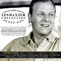 Les Baxter - Collection 1943-62 (CD)