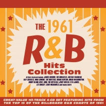 1961 R&B Hits Collection (CD)