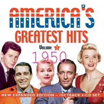 America's Greatest Hits 1950 (Expanded Edition) (CD)