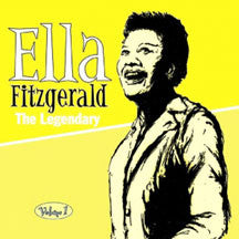 Ella Fitzgerald - The Legendary Volume 1 (CD)