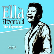 Ella Fitzgerald - The Legendary Volume 3 (CD)