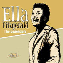 Ella Fitzgerald - The Legendary Volume 4 (CD)
