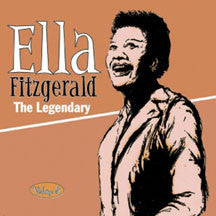 Ella Fitzgerald - The Legendary Volume 5 (CD)