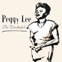 Peggy Lee - Wonderful (CD)