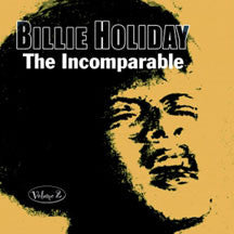Billie Holiday - The Incomparable Volume 2 (CD)