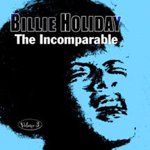 Billie Holiday - The Incomparable Volume 3 (CD)