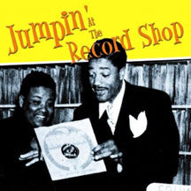 Jumpin' At The Record Shop (CD)
