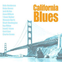 California Blues (CD)