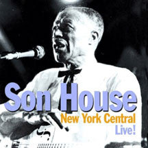 Son House - New York Central, Live (CD)