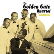 Golden Gate Quartet - Rock My Soul (CD)