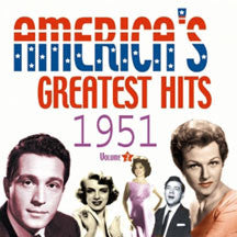 America's Greatest Hits Vol 2-1951 (CD)