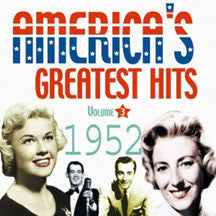America's Greatest Hits Vol 3 1952 (CD)