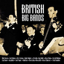 British Big Bands (CD)