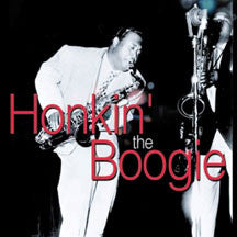 Honkin' The Boogie (CD)