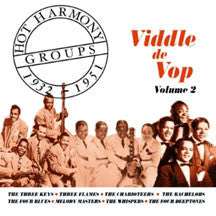 Hot Harmonies Vol 2 (CD)