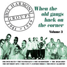 Hot Harmonies Vol 3 (CD)