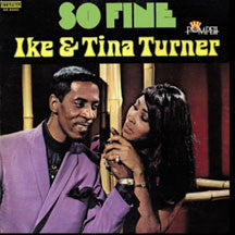 Ike & Tina Turner - So Fine (CD)