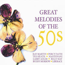 Great Melodies Of The 50s (CD)