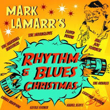 Mark Lamarr's Rhythm & Blues Christmas (CD)