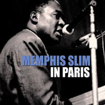 Memphis Slim - In Paris (CD)