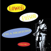 Lowell Fulson - I'm A Night Owl Vol 2 (CD)