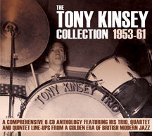 Tony Kinsey - Collection: 1953-61 (CD)