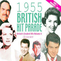 The 1955 British Hit Parade Part 1 (CD)