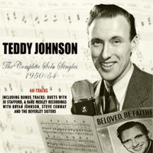 Teddy Johnson - The Solo Singles Collection 1950-54 (CD)