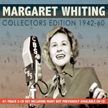 Margaret Whiting - Collectors' Edition 1942-60 (CD)