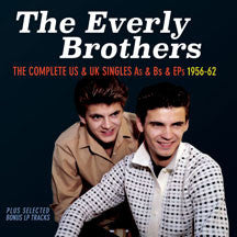 Everly Brothers - Complete US & UK Singles: 1956-62 (CD)