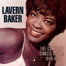 Lavern Baker - Complete Singles As & Bs 1949-62 (CD)