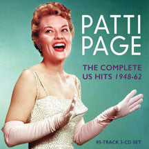 Patti Page - Complete US Hits 1948-62 (CD)