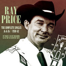Ray Price - Complete Singles As & Bs 1950-62 (CD)