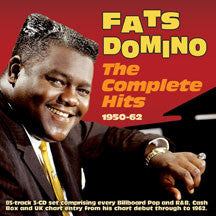 Fats Domino - Complete Hits 1950-62 (CD)