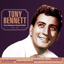 Tony Bennett - The Singles Collection 1951-62 (CD)