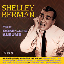 Shelley Berman - The Complete Albums 1959-61 (CD)