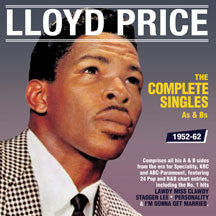 Lloyd Price - Complete Singles As & Bs 1952-62 (CD)