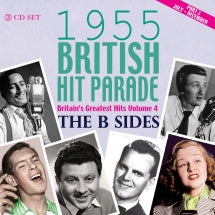 1955 British Hit Parade: The B Sides Part 2 (CD)